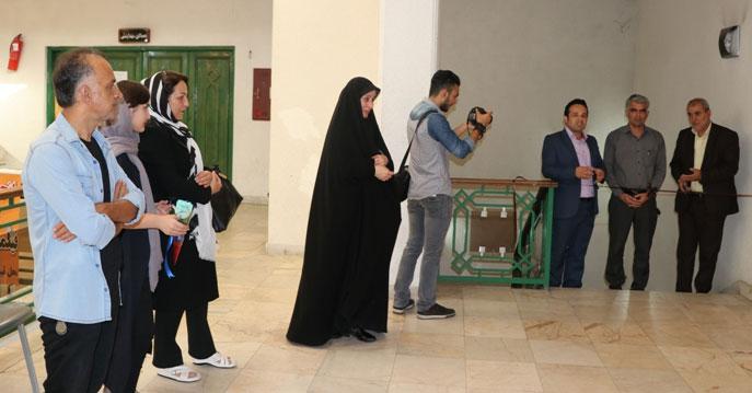 افتتاح نمایشگاه عکس «از نگاه من» در رودبار