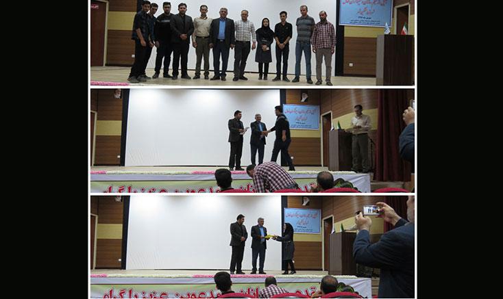 تجلیل از سینماگران فعال و جوان مشگینشهری به مناسبت روزملی سینما
