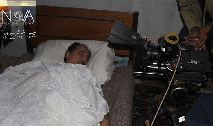 «چتر خاکستری» بهترین فیلم تجربی جشنواره Nova frontier آمریکا شد