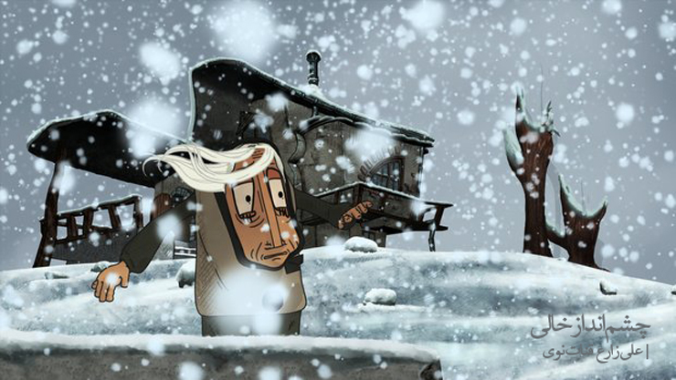 دو جایزه جهانی دیگر برای انیمیشن «چشمانداز خالی»