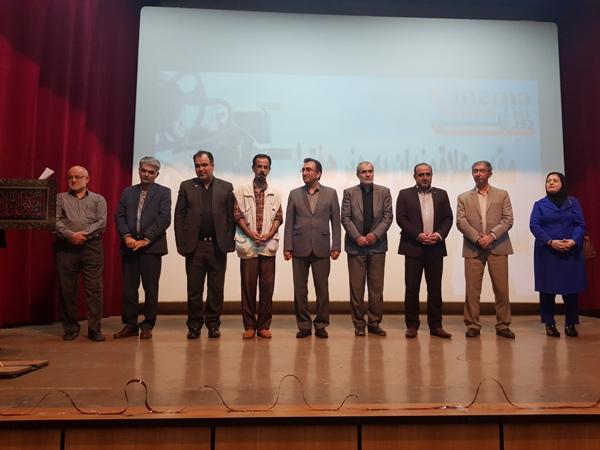 روز ملی سینما در رودبار