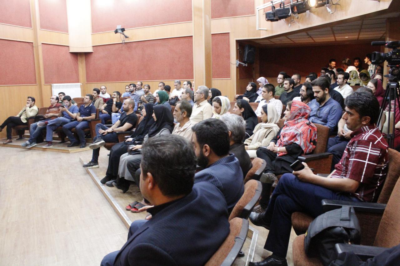 بزرگداشت روز ملی سینما در قزوین