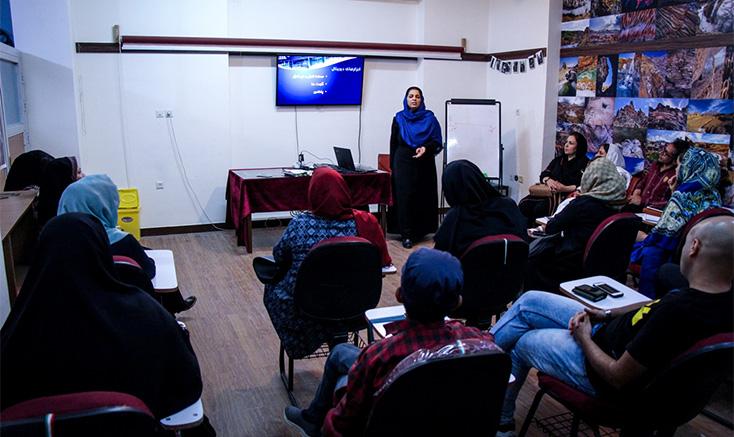 کارگاه ایده پردازی و کارآفرینی در بوشهر