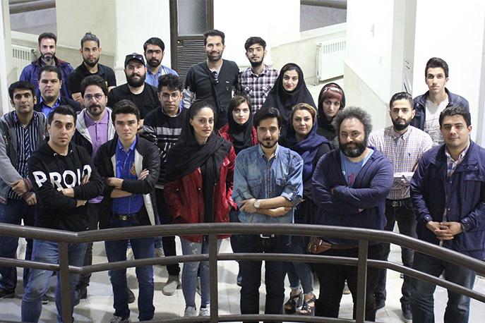 شروع دوره آموزشی فیلمسازی در دفتر تبریز