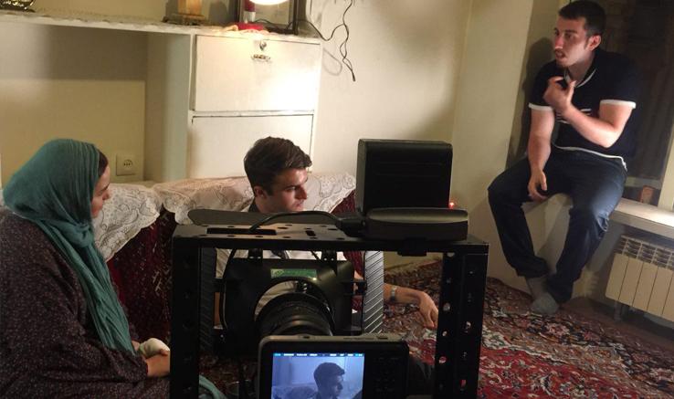 پایان تصویربرداری «نگاتیو» در تبریز