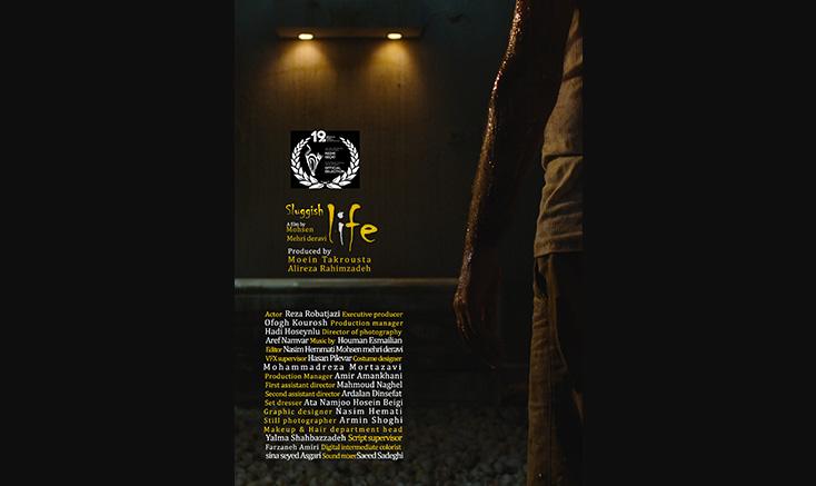 «زندگی لزج» محسن مهری در ترکیه