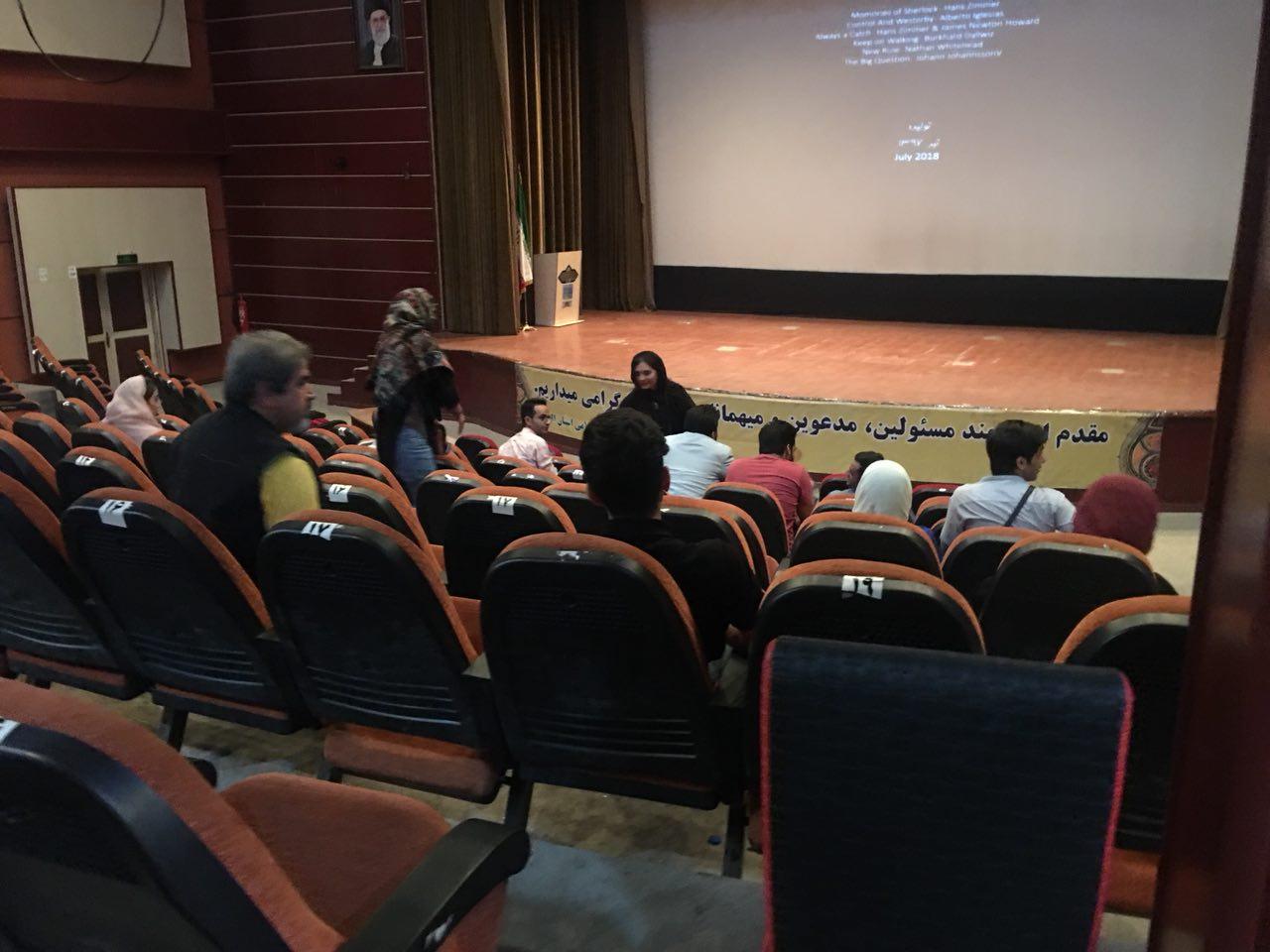 ششمین پاتوق فیلم کوتاه در کرج برگزار شد.