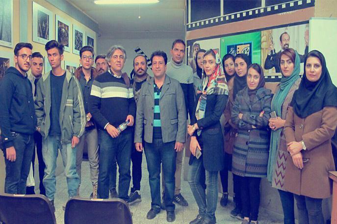 برگزاری کارگاه عکاسی در خمینیشهر