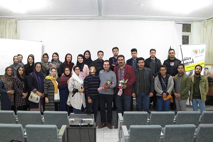 برگزاری کارگاه عکاسی در شهرکرد