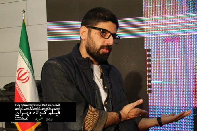 محمد حمزه ای: یک سوم از پشتکار فیلمسازان کوتاه در فیلم بلند فضای فیلمها را تغییر می دهد