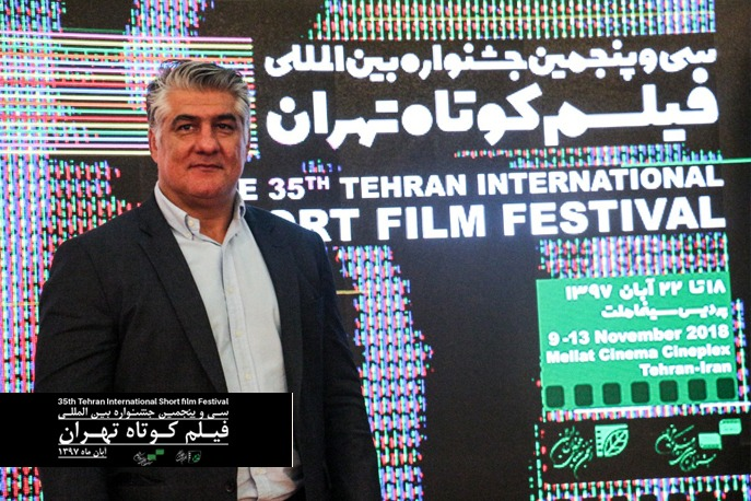 علیرضا حیدری مهمان روز دوم جشنواره فیلم کوتاه تهران