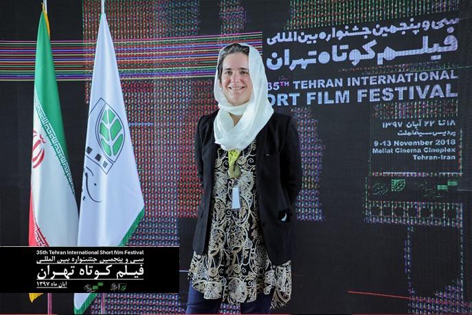 امیلی دوبوا: اولویتم برای انتخاب فیلم کوتاه داستان و چگونگی بیان آن است