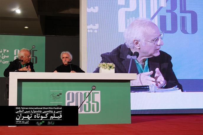 محمدرضا اصلانی در نشست های تخصصی مطرح کرد: بدون فرم هیچ معنایی به وجود نمی آید