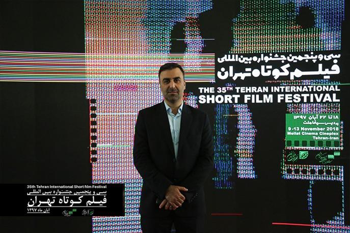 داروغه زاده: جشنواره فیلم کوتاه مهمترین فرصت برای دیده شدن آثار است/سیمرغ فیلم کوتاه به جشنواره فیلم فجر بازگشت
