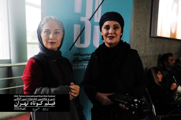 گزارش تصویری صبح روز چهارم سی و پنجمین جشنواره فیلم کوتاه تهران