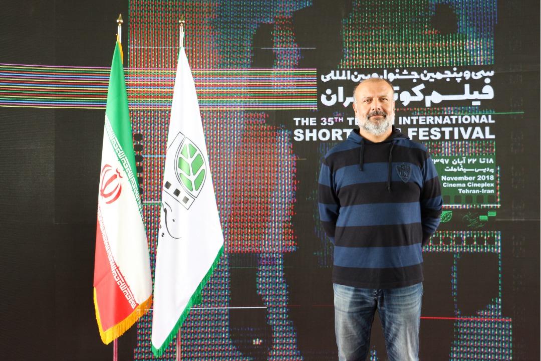 تحسین ایسپیلن: فیلمهای کوتاه ایرانی همانند اشعار ایرانی در دنیا معروف هستند