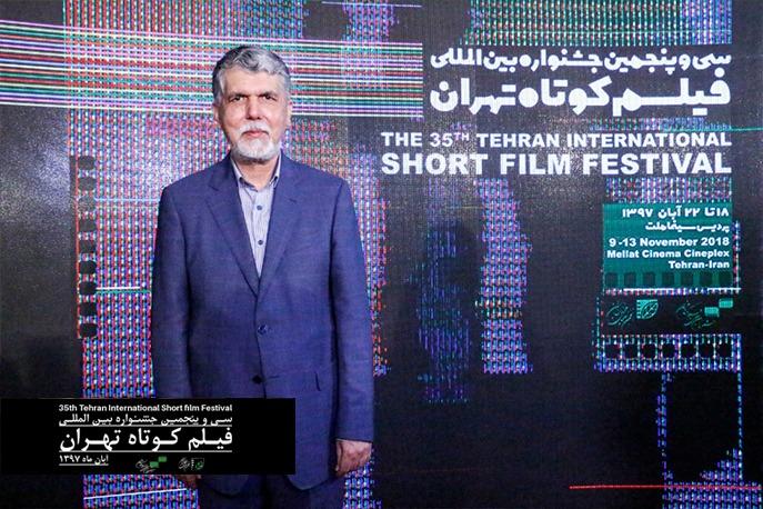 وزیر فرهنگ و ارشاد اسلامی: فیلم کوتاه خلاقیتهای جوانانه ما را در سالهای اخیر صادر کرده است