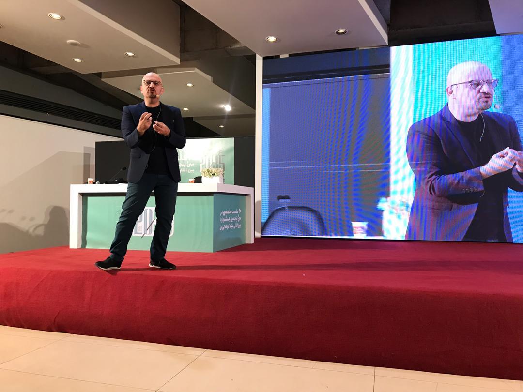 مهرداد اسکویی در آخرین نشست جشنواره مطرح کرد: فیلم کوتاه خوب خیلی نداریم