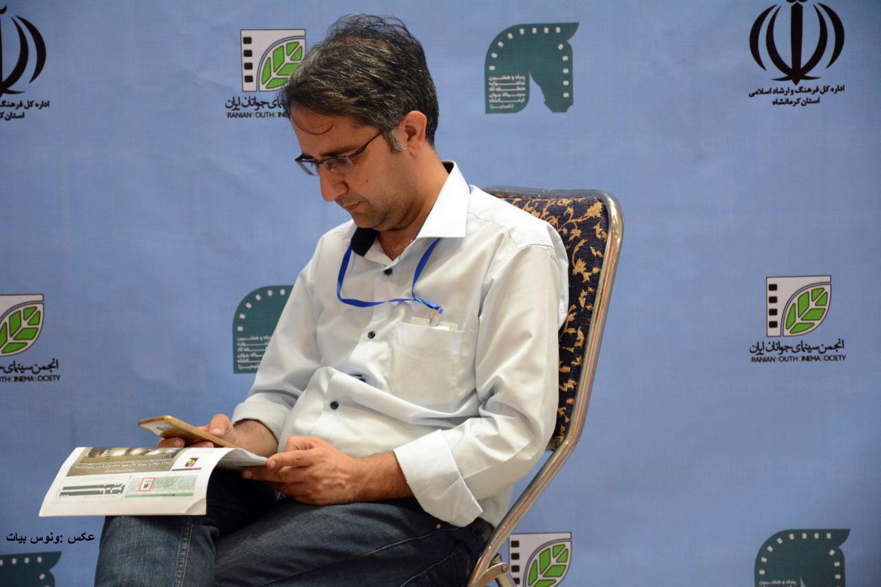 کامران رضایی عنوان کرد: رایزنی برای استقرار دبیرخانه دائمی جشنواره «شبدیز» در کرمانشاه