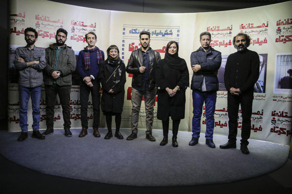 افتتاحیه «زمستانه فیلم کوتاه» برگزار شد