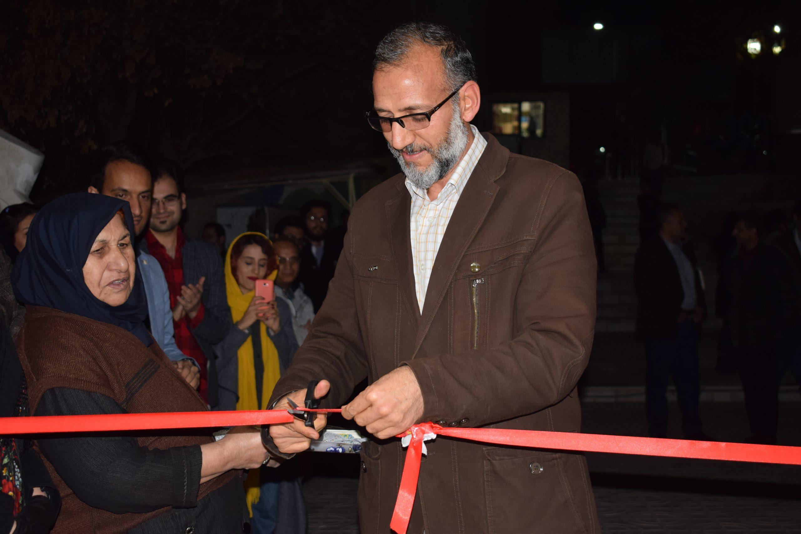 آغازبه کار هفته فیلم وعکس انجمن سینمای جوانان نیشابور