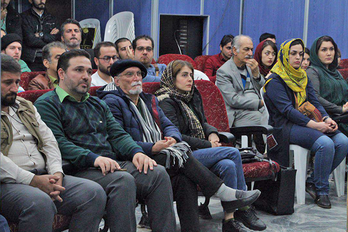 برگزاری هفتاد و چهارمین جلسه پاتوق فیلم و فیلمنامه در لاهیجان
