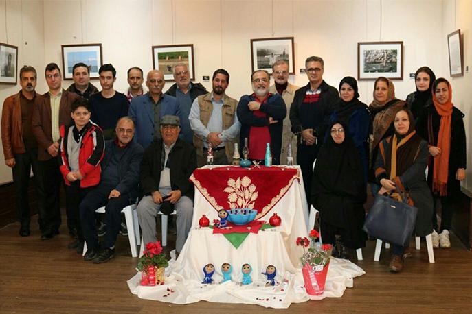 برگزاری صد و بیست و ششمین جلسه کانون عکس لاهیجان