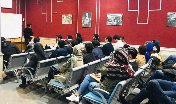 برگزاری پاتوق فیلم کوتاه در تبریز