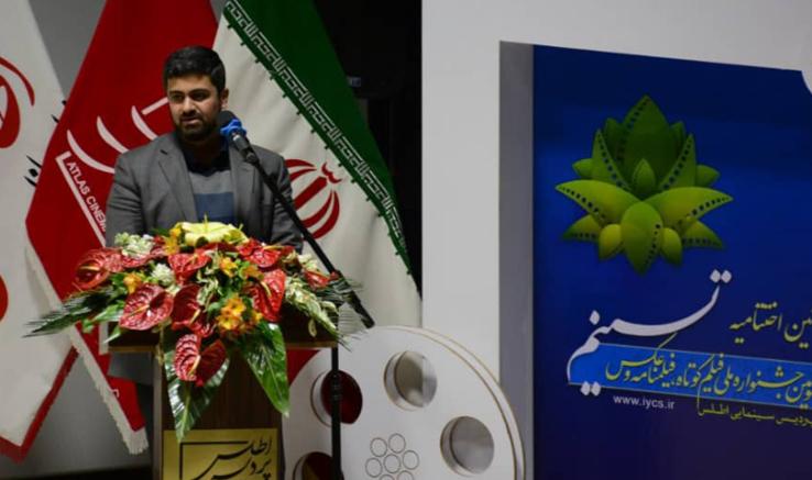 جعفر مروارید: استقبال از جشنواره ملی تسنیم توسط هنرمندان غافلگیر کننده بود