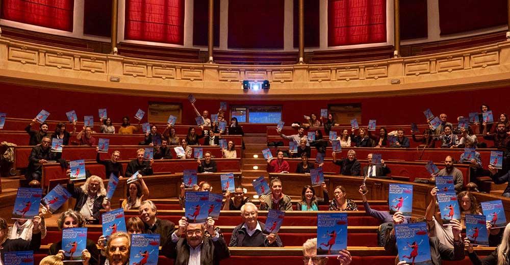 نمایش سه فیلم کوتاه ایرانی در جشنواره فیلمهای معلولین فرانسه