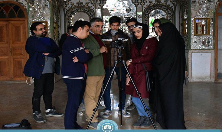 گشت-کارگاه عکاسی در خمینی شهر