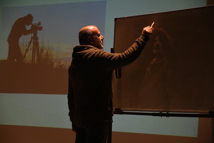 تحسین ایشبیلن در نشست تخصصی جشنواره «شبدیز» مطرح کرد: سینمای تعاملی؛ تأثیر فنآوری بر بیان سینمایی