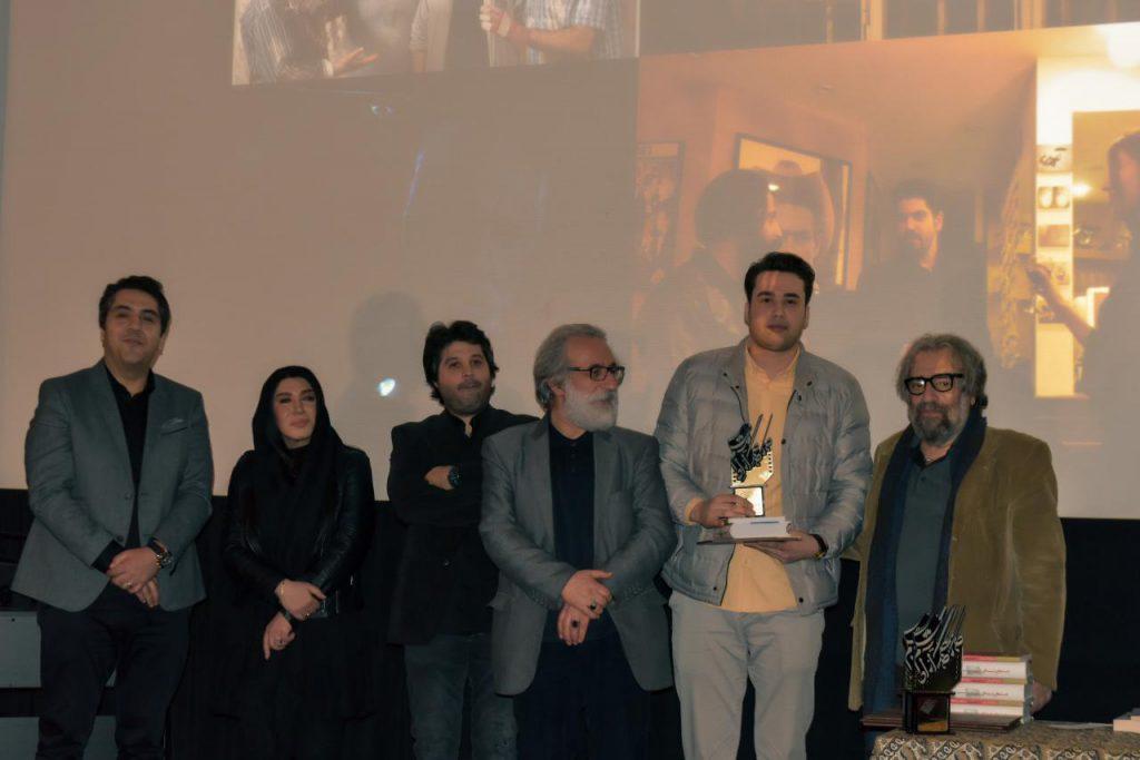 جوایز سومین جشنواره کارگاه آزاد فیلم برای «چندش»