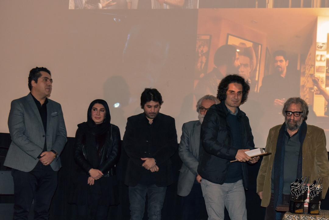 دیپلم افتخار جشنواره کارگاه آزاد فیلم برای «تریبون»