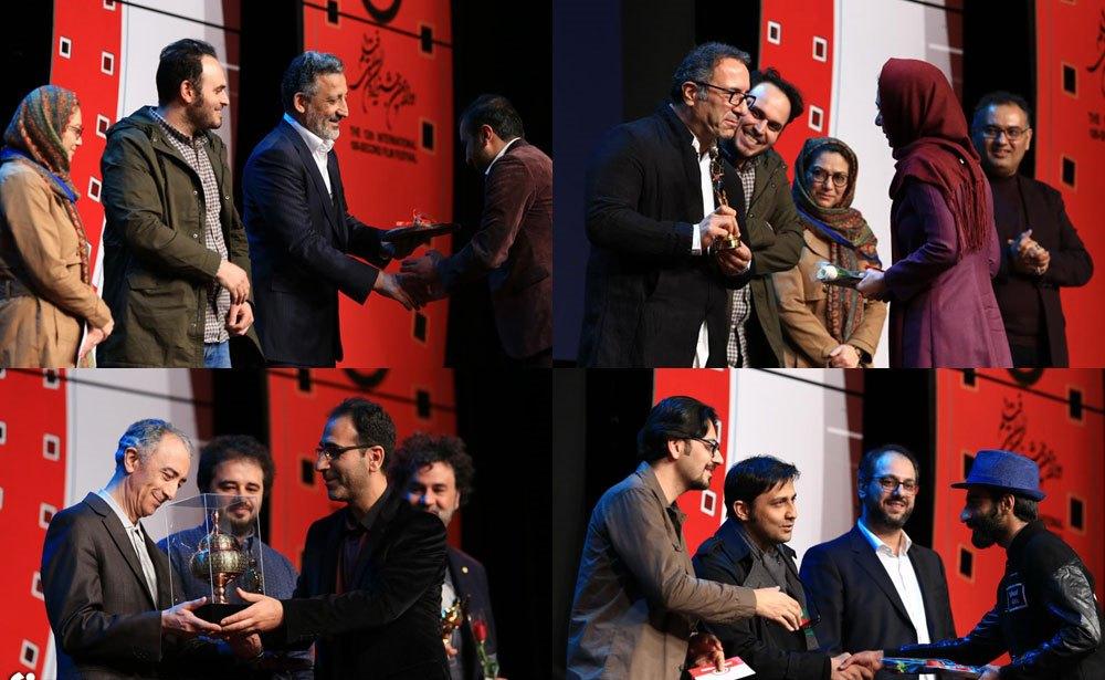 برگزیدگان دوازدهمین جشنواره بینالمللی «فیلم ۱۰۰» معرفی شدند