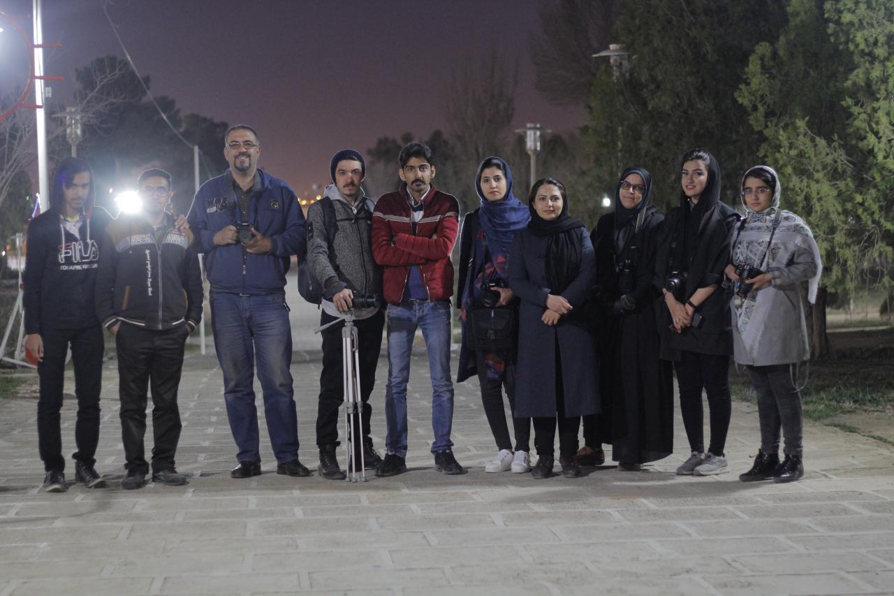 اردوی عکاسی در خمینیشهر