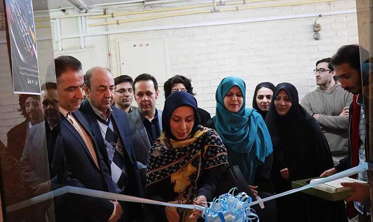 افتتاحییه نمایشگاه عکس جشنواره استانی قزوین