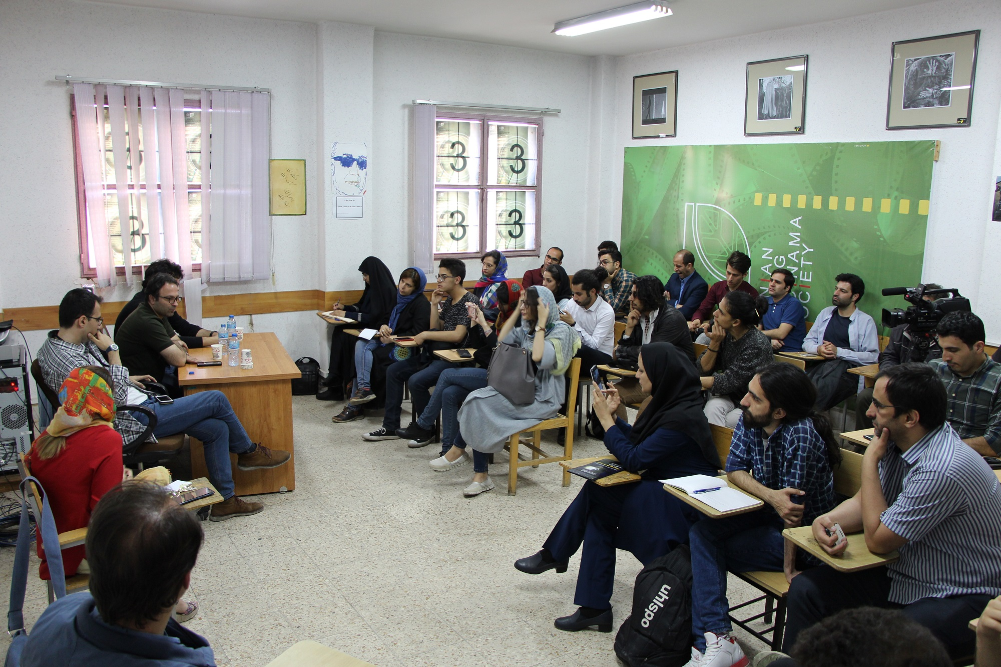 اکران «بهاریه فیلمهای کوتاه» هنر و تجربه در زنجان
