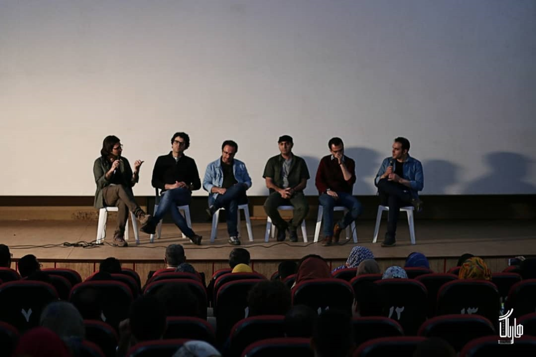 استقبال لاهیجانیها از اکران بهاریه فیلم کوتاه در لاهیجان