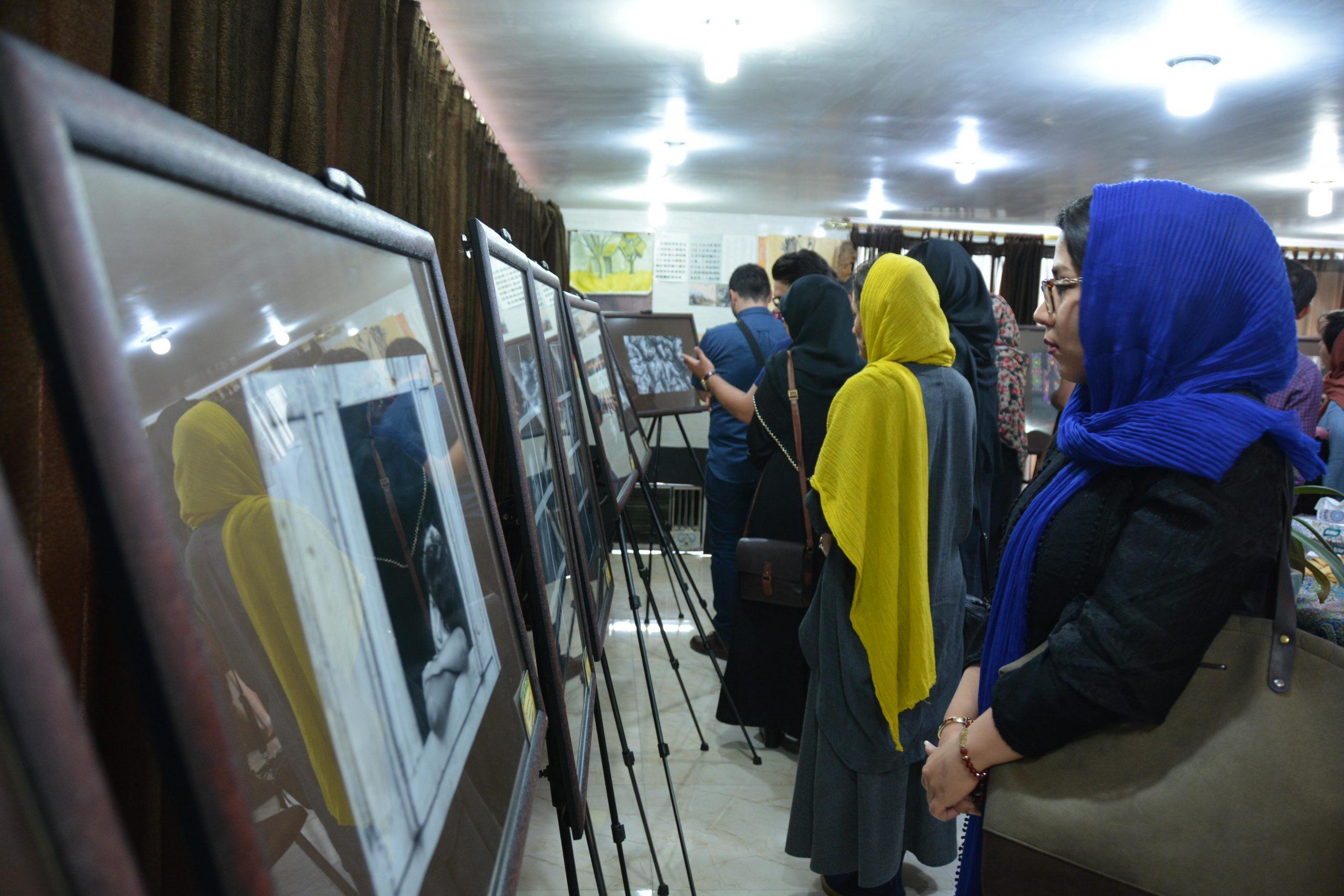 برگزاری هفته فیلم و عکس دفتر دزفول