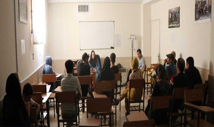 برگزاری بیست و هشتمین پاتوق فیلم کوتاه کرج