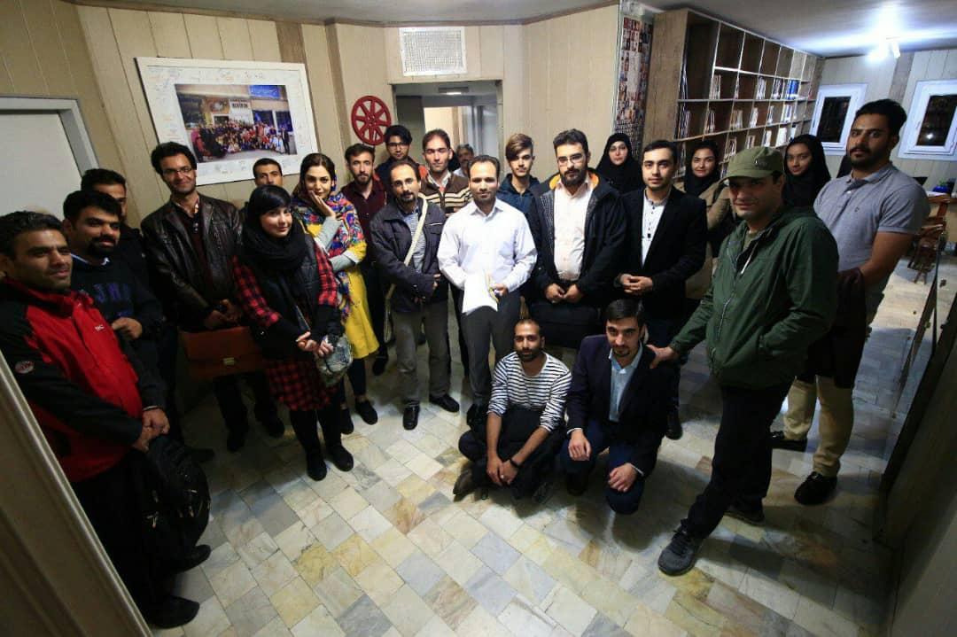 شروع دورههای آموزشی بهارانه انجمن سینمای جوانان همدان
