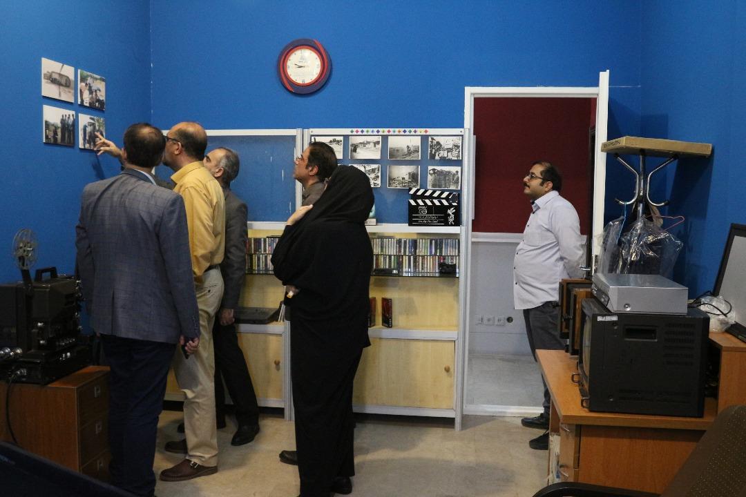 تجهیزات تخصصی پخش فیلم در راه انجمن سینمای جوانان سمنان