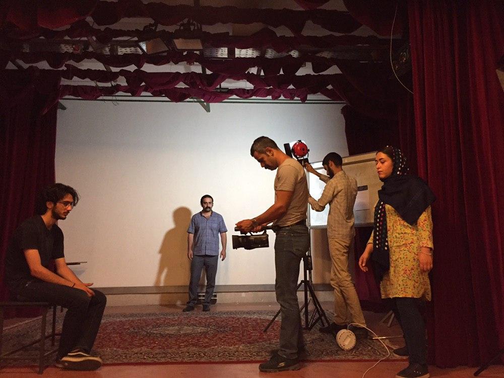 برگزاری کارگاه دکوپاژ در سمنان