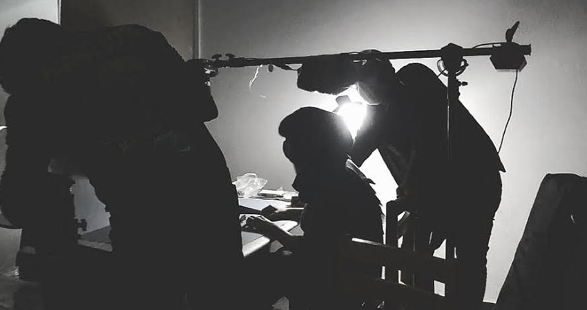 انیمیشن کوتاه «جای خالی» در مراحل پایانی تولید
