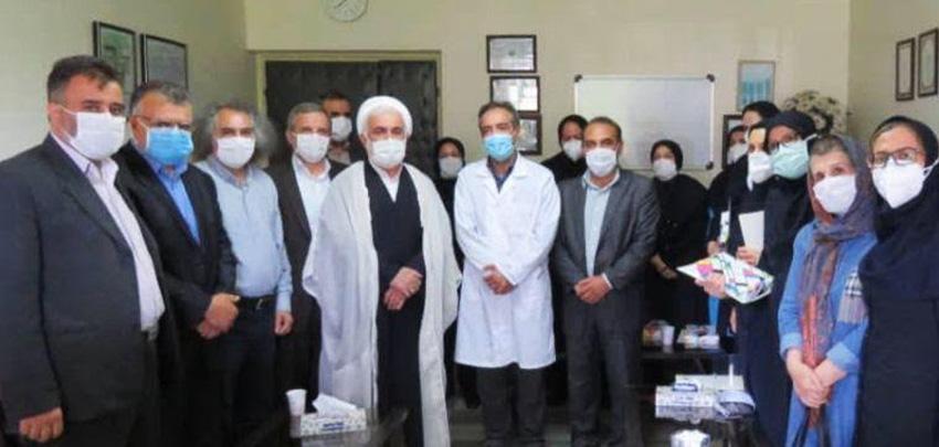 قدردانی هنرمندان ارومیهای از مدافعان سلامت در روز سینما