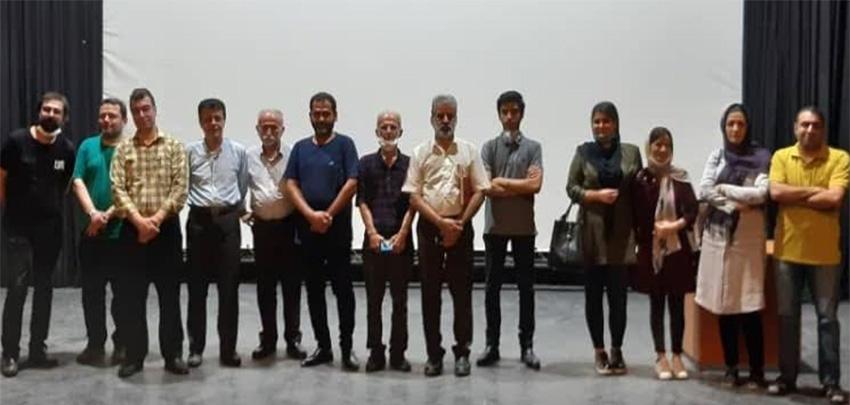 برگزاری هفدهمین برنامه «سینما آینده» در لنگرود