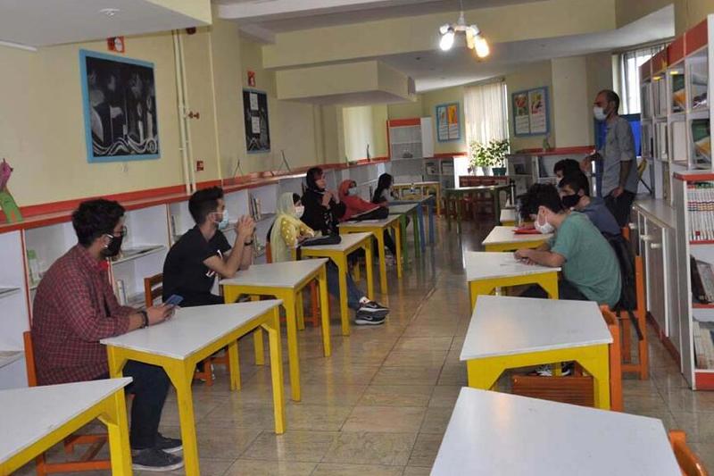 کارگاه ویژه «المپیاد فیلمسازی» برای نوجوانان استان البرز برپا شد