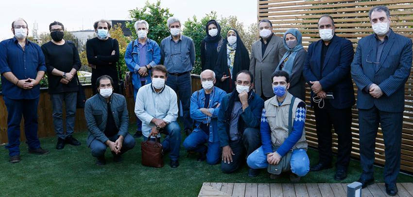نشست هماهنگی چهارمین المپیاد فیلمسازی نوجوانان ایران برگزار شد