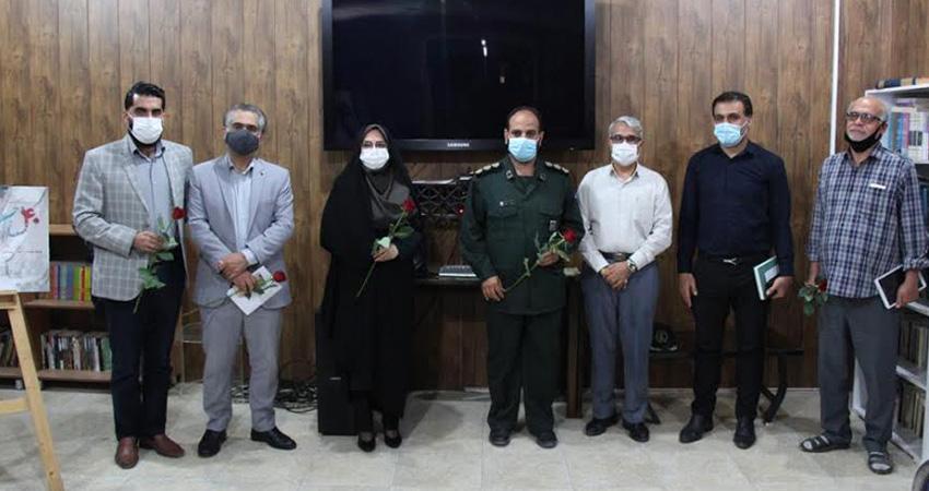 رونمایی آثار حوزه دفاع مقدس در انجمن سینمای جوانان استان بوشهر
